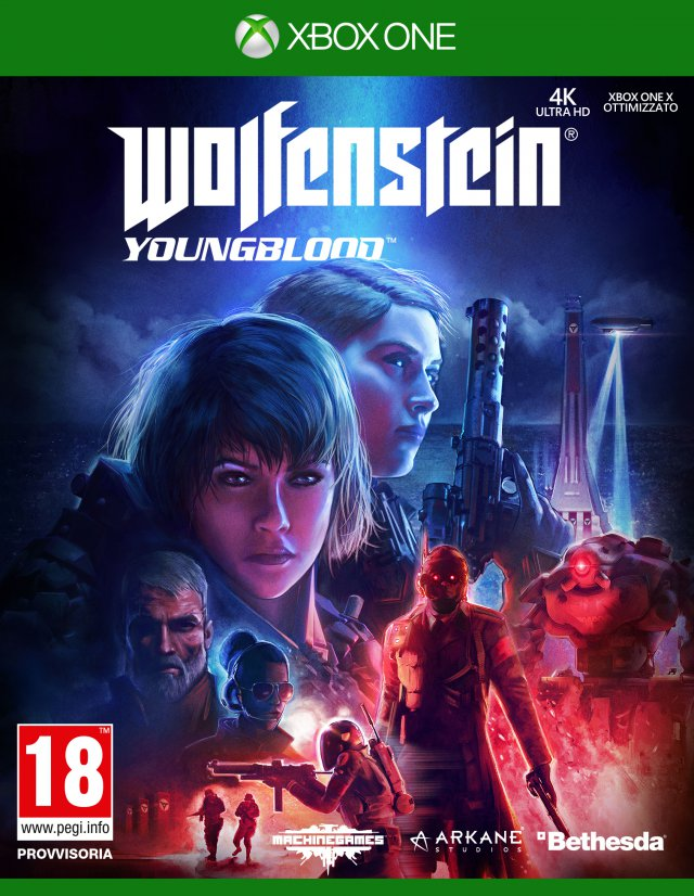 Wolfenstein: Youngblood immagine 217221