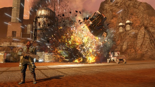 Red Faction Guerrilla Re-Mars-tered Edition - Immagine 9 di 9