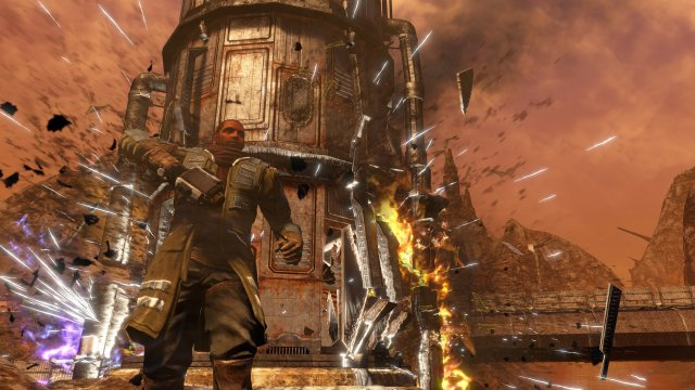 Red Faction Guerrilla Re-Mars-tered Edition immagine 218071