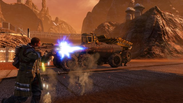 Red Faction Guerrilla Re-Mars-tered Edition - Immagine 218072