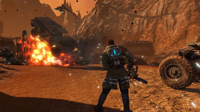 Red Faction Guerrilla Re-Mars-tered Edition - Immagine 218075