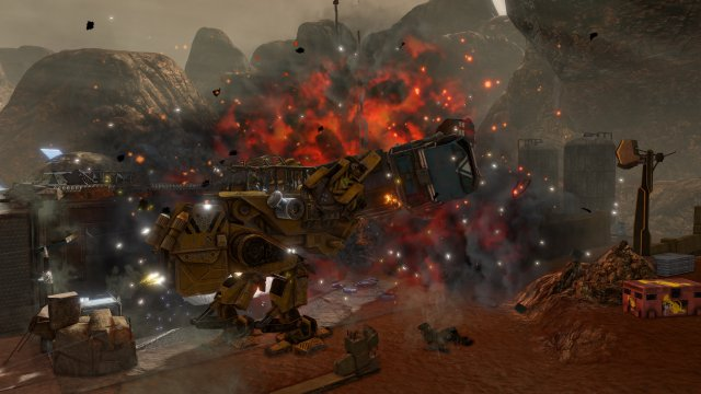 Red Faction Guerrilla Re-Mars-tered Edition - Immagine 218078