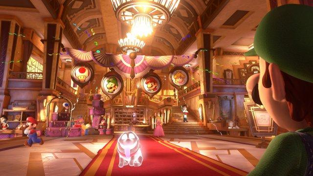 Luigi's Mansion 3 immagine 220291
