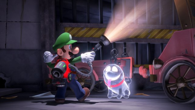 Luigi's Mansion 3 immagine 220293