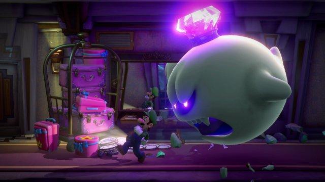 Luigi's Mansion 3 immagine 220294