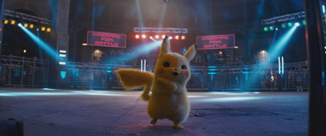 POKÉMON Detective Pikachu - Immagine 218346
