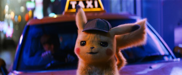 POKÉMON Detective Pikachu - Immagine 218351