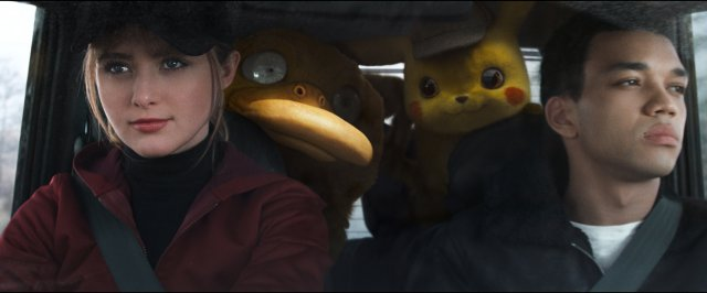 POKÉMON Detective Pikachu - Immagine 218352