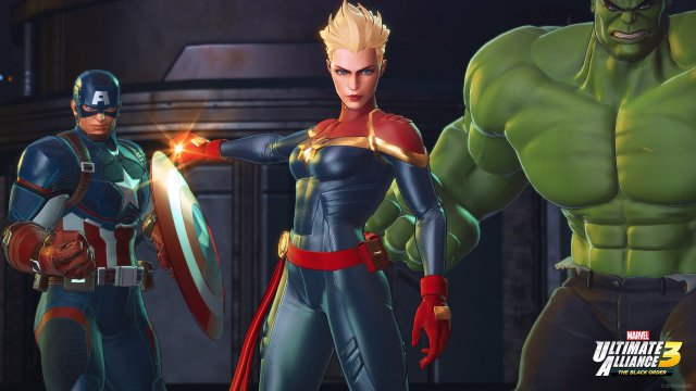 Marvel Ultimate Alliance 3: The Black Order immagine 215131