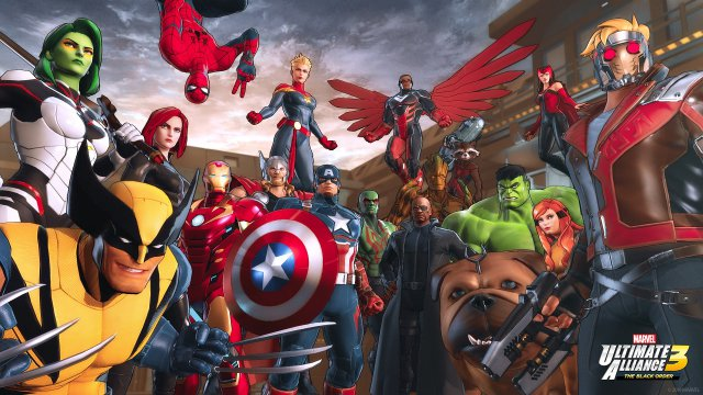 Marvel Ultimate Alliance 3: The Black Order immagine 215134