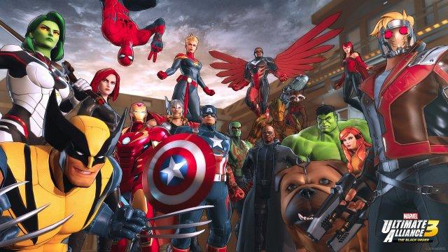 Marvel Ultimate Alliance 3: The Black Order - Immagine 215134