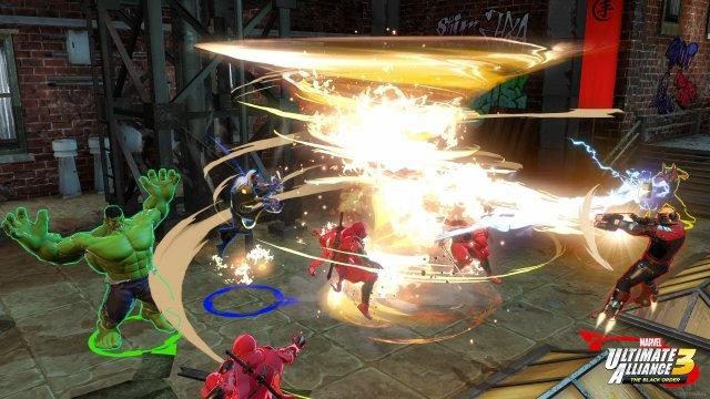 Marvel Ultimate Alliance 3: The Black Order immagine 215135