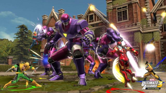 Marvel Ultimate Alliance 3: The Black Order - Immagine 215136