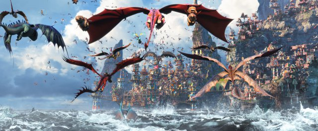 Dragon Trainer: Il Mondo Nascosto - Immagine 17 di 17