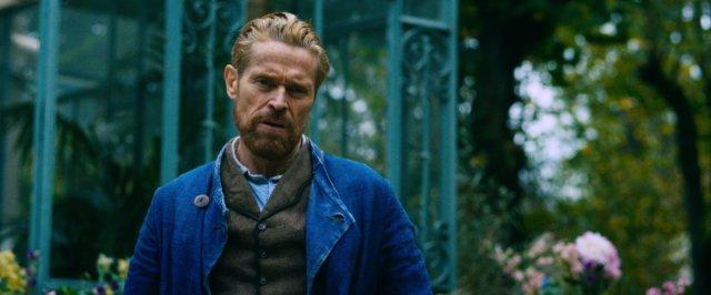 Van Gogh - Sulla soglia dell'eternità immagine 214498