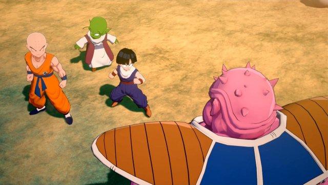 Dragon Ball Z: Kakarot immagine 220675