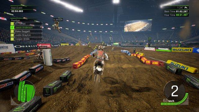 Monster Energy Supercross 2 immagine 215615