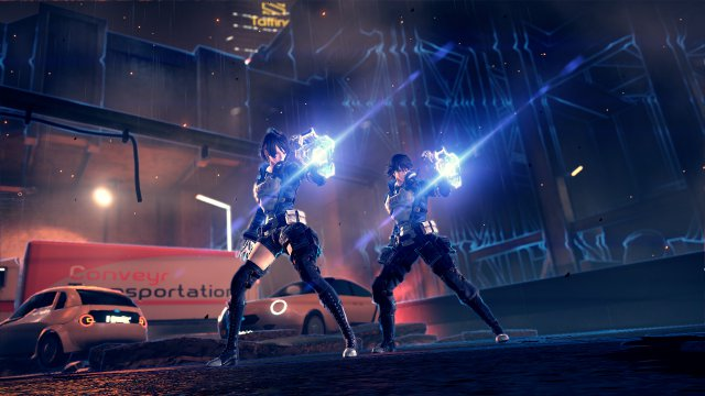 Astral Chain immagine 215125