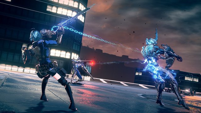Astral Chain - Immagine 220336