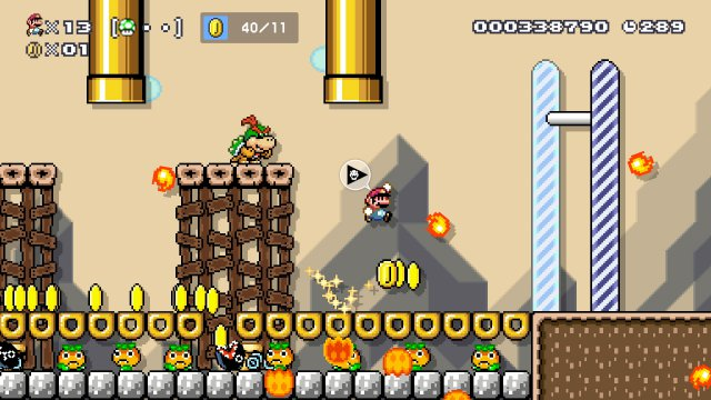 Super Mario Maker 2 - Immagine 218864