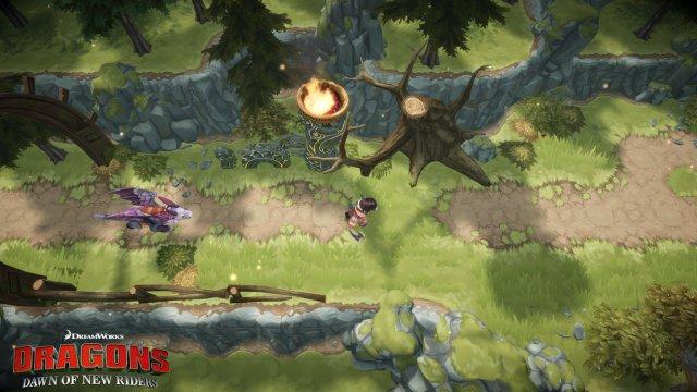 Dragons: L'Alba dei Nuovi Cavalieri - Immagine 7 di 7
