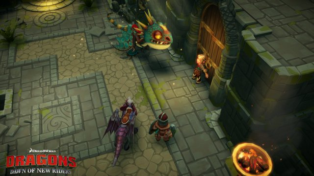 Dragons: L'Alba dei Nuovi Cavalieri immagine 215419