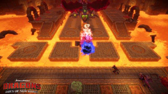 Dragons: L'Alba dei Nuovi Cavalieri immagine 215422