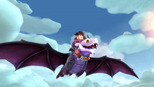 Dragons: L'Alba dei Nuovi Cavalieri immagine 215437