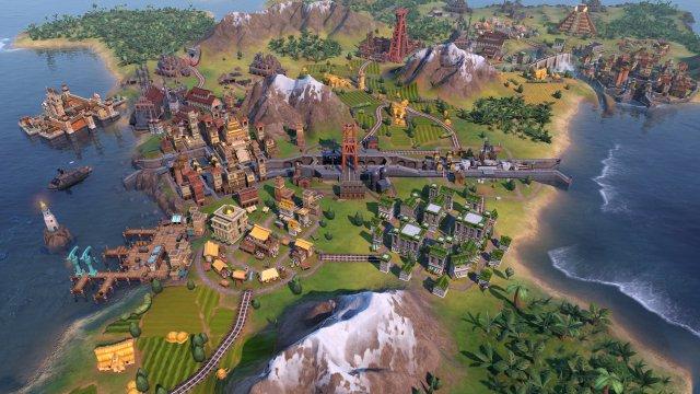Sid Meier's Civilization VI: Gathering Storm immagine 215678