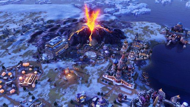 Sid Meier's Civilization VI: Gathering Storm immagine 215680