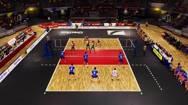Spike Volleyball immagine 215567