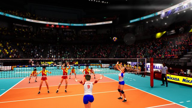 Spike Volleyball immagine 215571