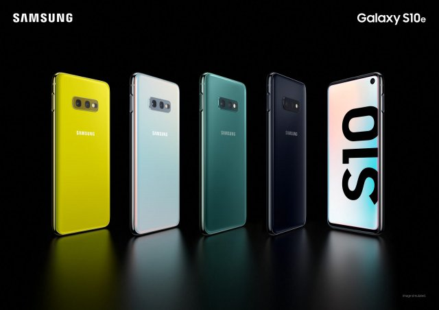 Samsung Galaxy S10 - Immagine 215588
