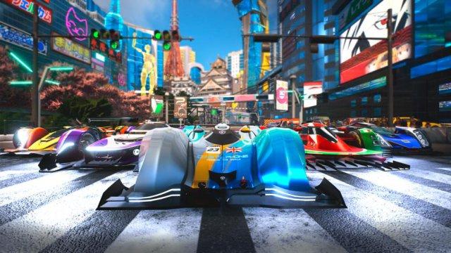 Xenon Racer immagine 216027