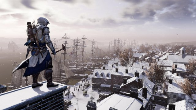 Assassin's Creed III Remastered immagine 216077
