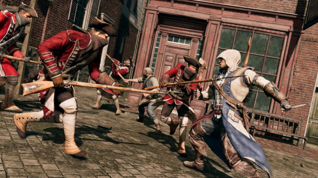 Assassin's Creed III Remastered immagine 216091