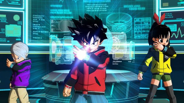 Super Dragon Ball Heroes: World Mission immagine 216093