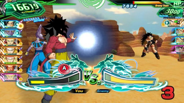 Super Dragon Ball Heroes: World Mission - Immagine 216094