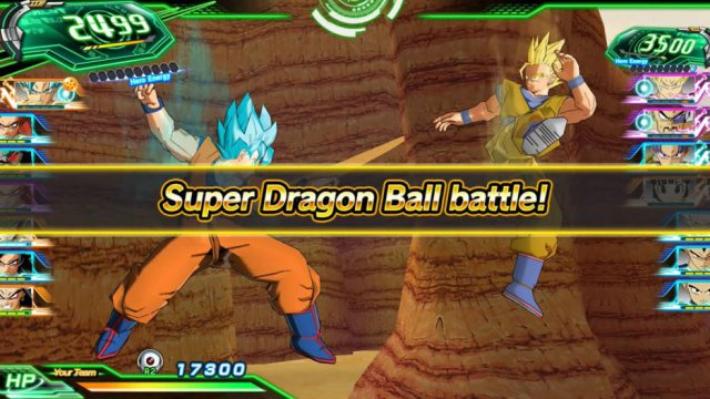 Super Dragon Ball Heroes: World Mission immagine 216097