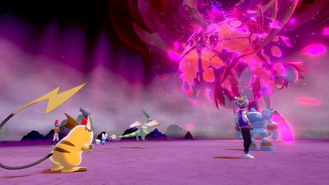 Pokemon Sword e Pokemon Shield - Immagine 220277