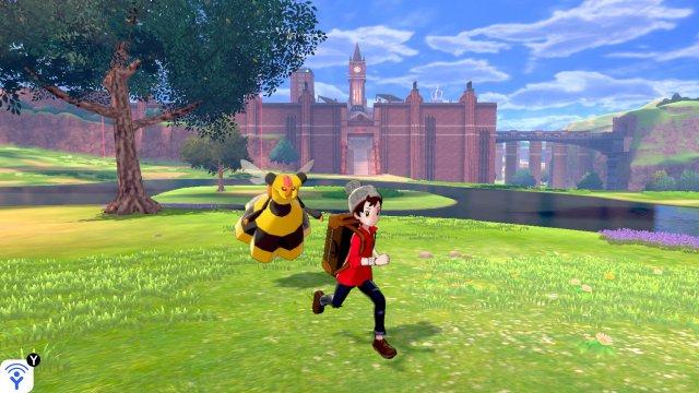 Pokemon Sword e Pokemon Shield - Immagine 220281