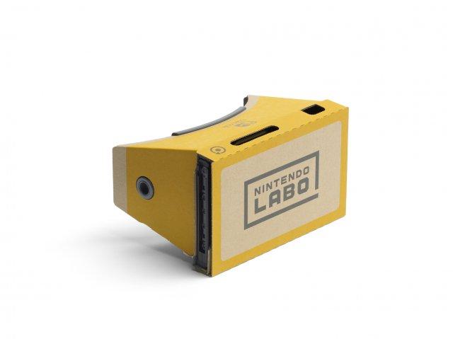 Nintendo Labo VR immagine 217828