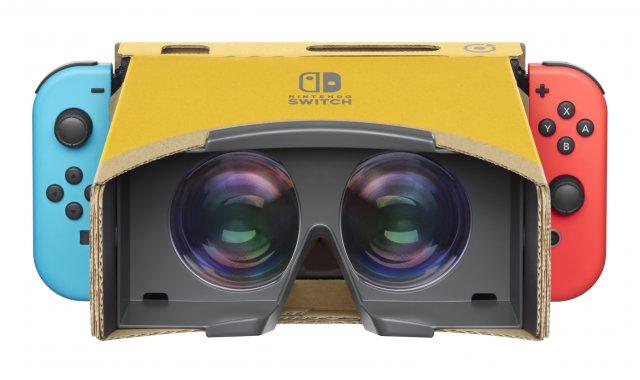 Nintendo Labo VR immagine 217829