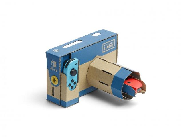 Nintendo Labo VR immagine 217830