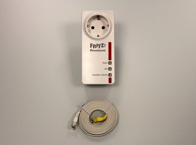 Fritz! Powerline 1260 - Immagine 220651
