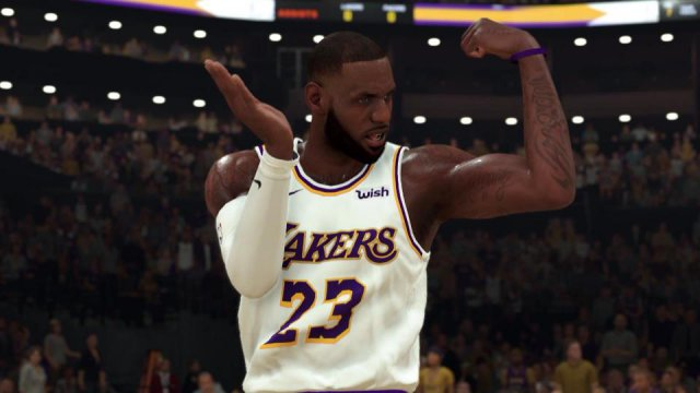 NBA 2K20 - Immagine 11 di 11