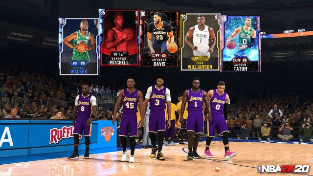 NBA 2K20 - Immagine 220933