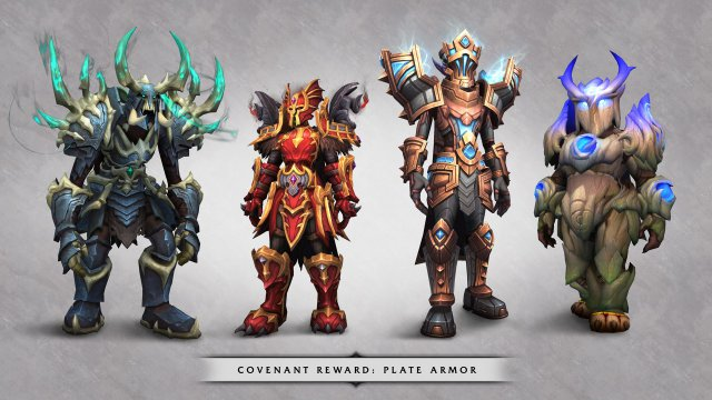 World of Warcraft Shadowlands - Immagine 221424
