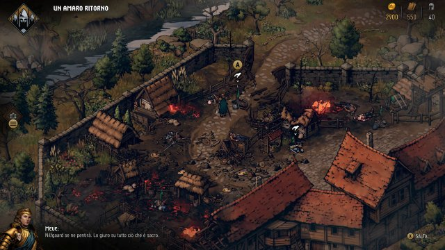 Thronebreaker: The Witcher Tales - Immagine 222165