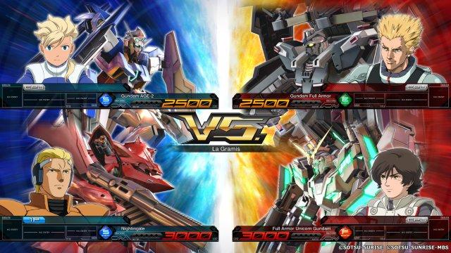 Mobile Suit Gundam Extreme VS. Maxiboost ON - Immagine 8 di 8